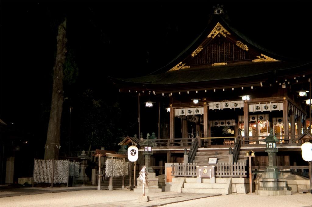 日牟禮八幡宮|滋賀県近江八幡市
