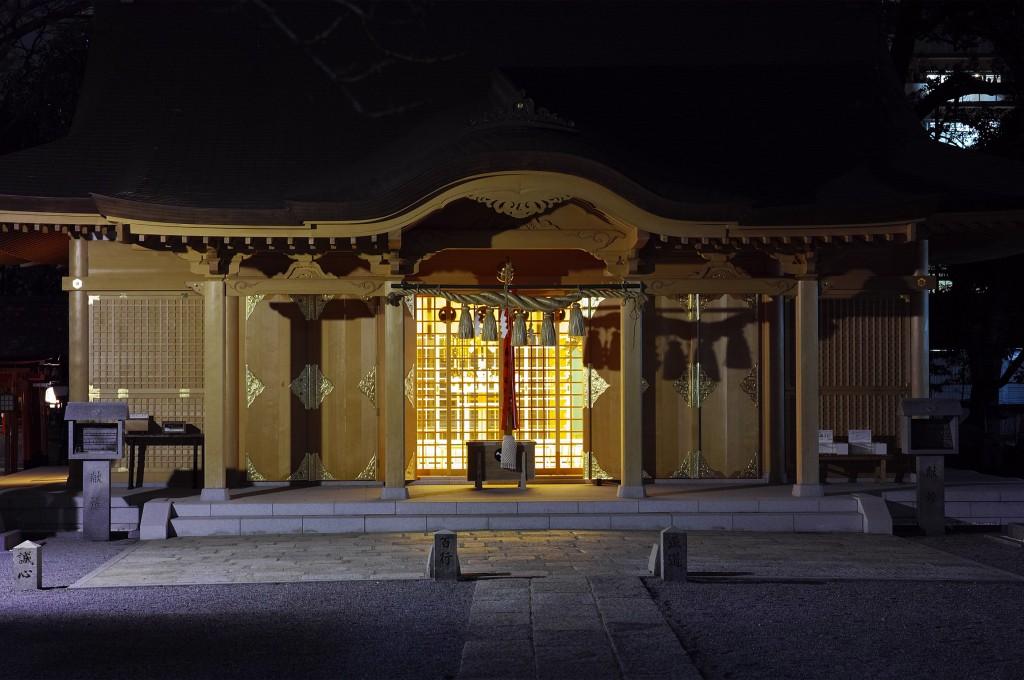 小汐井神社|滋賀県草津市